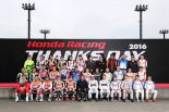 2016年『Honda Racing THANKS DAY』の様子