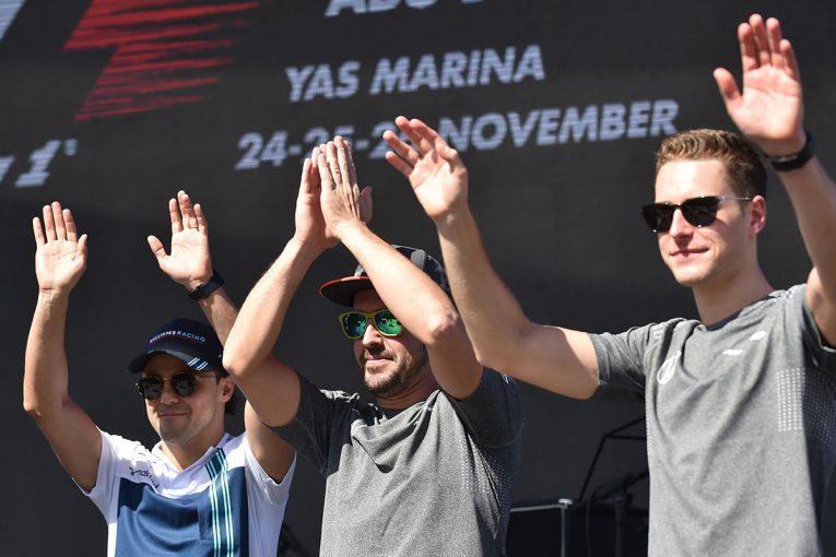 F1 | 2017年シーズン序盤の不振に苦しんだバンドーン「自分の能力に対し自信が揺らいだ時もあった」