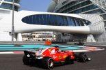 F1 | 初のハイパーソフトでライコネン最速。クビカも順調、アロンソはクラッシュ/F1アブダビテスト1日目