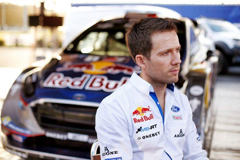 ラリー/WRC   WRC:2018年もMスポーツ残留のオジエ「まだラリーを戦うと、いろいろな感情が湧く」