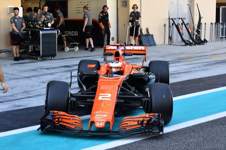 F1 | マクラーレン・ホンダF1が最後の走行。バンドーン「有意義な一日」に満足し、テストを終える