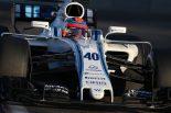 F1 | F1復帰目指すクビカがウイリアムズとのテストを終了「身体能力は全く問題なし」とボスが太鼓判
