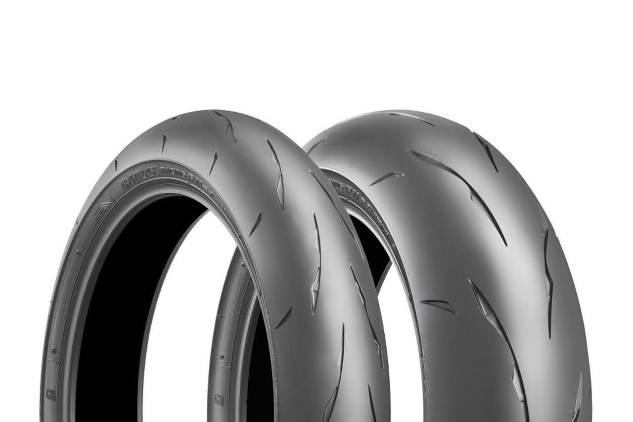 ブリヂストン二輪タイヤブランド『BATTLAX』にサーキット向けなど新商品が登場
