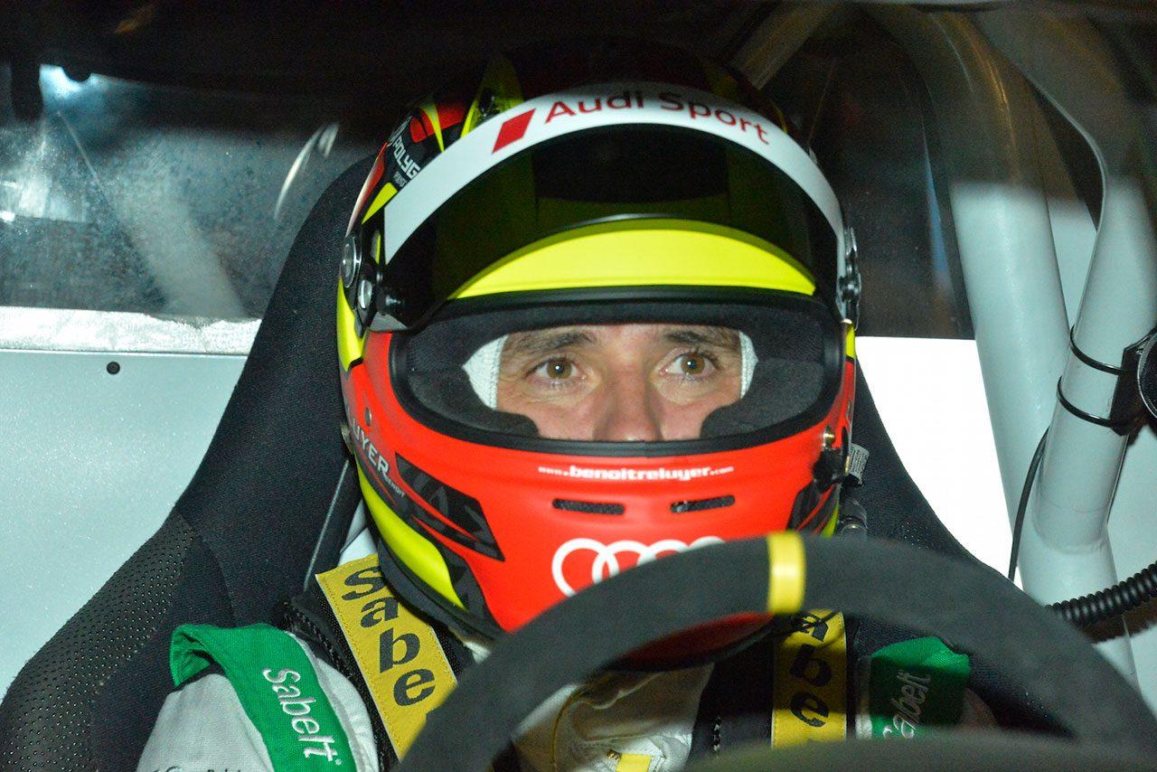 ブノワ・トレルイエ、氷上レース『アンドロス・トロフィー』に新規チームから参戦