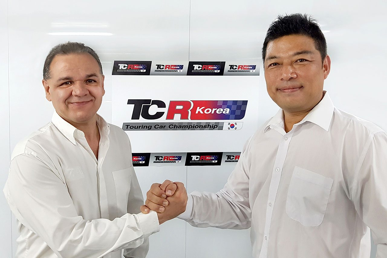 TCR:アメリカ、フランスに続く新シリーズ。2018年7月に『TCRコリア』がスタート