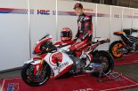MotoGP | 中上がホンダMotoGPカラーマシンで初デモラン。チームHRCマシンもお披露目/鈴鹿ファン感