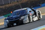 スーパーGT | スーパーGT:ホンダNSX-GTの開発車がサンクスデーに登場。18年仕様エアロか!?