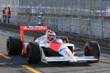F1 | 往年のF1マシン、ターボエンジンがもてぎで快音響かす/ホンダサンクスデー