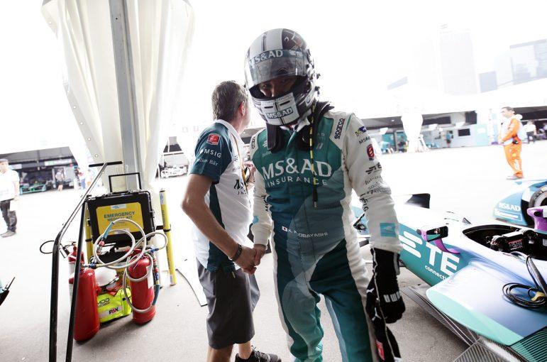 海外レース他 | 回生がなくなると「恐ろしいくらいクルマが止まらない」。FE香港2日間で可夢偉が感じた課題と手応え
