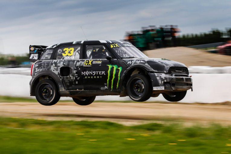 ラリー/WRC | 世界ラリークロス:BMW、ヒュンダイもワークス参戦!? 有力ドライバーが参戦打診