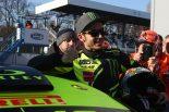 モンツァ・ラリーショーで3年連続6度目の優勝を飾ったバレンティーノ・ロッシ