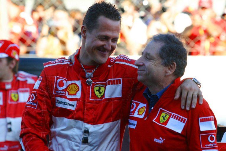 F1 | 「シューマッハーは今も戦っている」ジャン・トッド、殿堂入りの友人に向けスピーチ