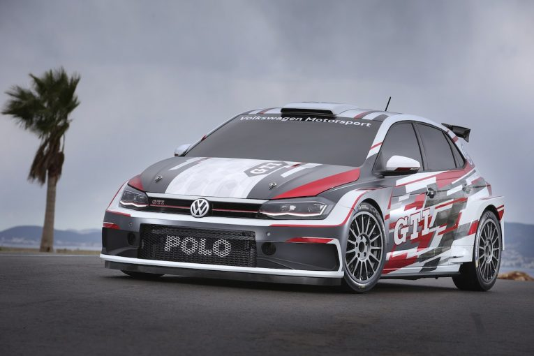 ラリー/WRC | WRC:ポロR WRC直系の新型。フォルクスワーゲン・ポロGTI R5がワールドフォトプレミア