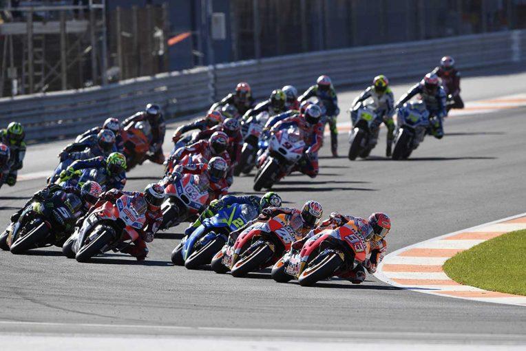MotoGP | MotoGP:2018年シーズンの技術規則、競技規則が決定。新チャンピオンシップが導入