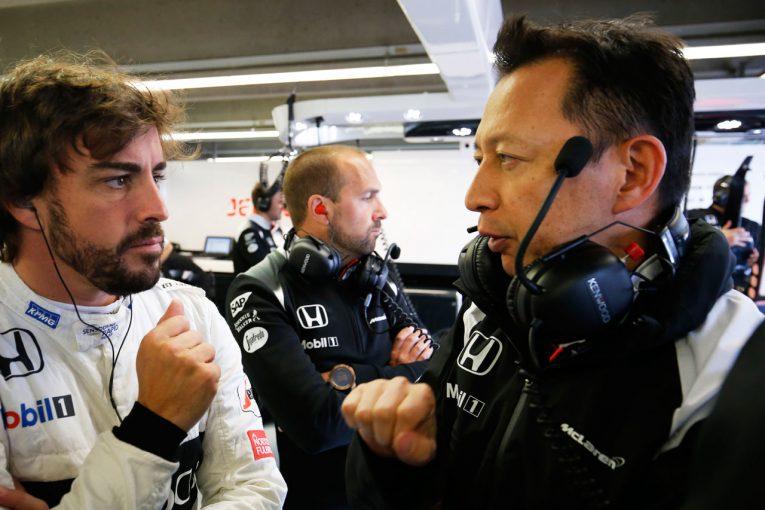F1 | ホンダF1責任者の長谷川氏が退任。2018年に向け体制一新、テクニカルディレクターが新設