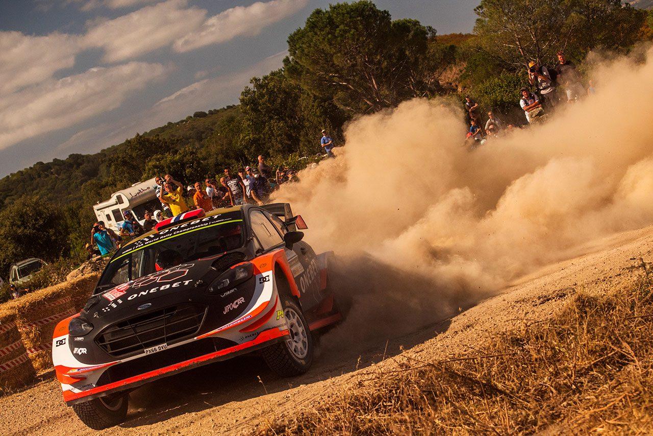 """WRC:2018年に向けて規則変更。プライベーターも""""史上最速""""WRカーで参戦しやすく"""
