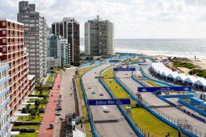 プンタ・デル・エステE-Prixの舞台はオーシャンリゾートのプラヤ・ブラバだ