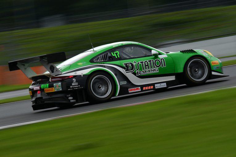 スーパーGT | D'station Racing、オール日本人体制で1月のドバイ24時間に参戦へ