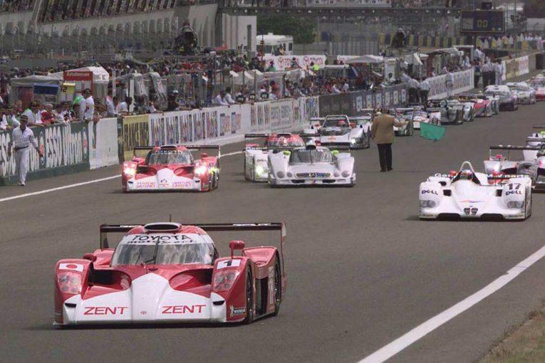トヨタTS020(GT-One)が挑んだ1999年ル・マン24時間レース