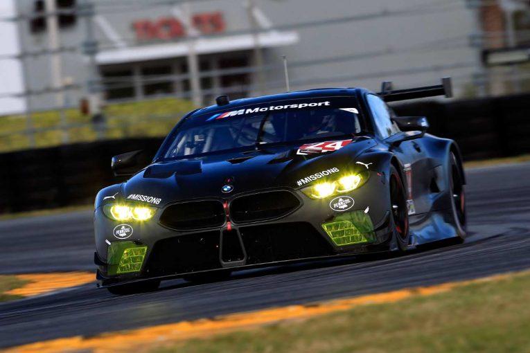 ル・マン/WEC | 『BMW M8 GTE』、アメリカでの初テストを完了。「開発は正しい方向に向かっている」