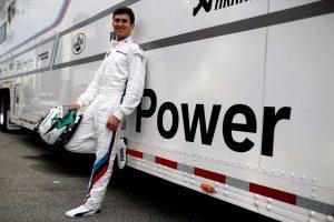 BMWチームRLLのコナー・デ・フィリッピ