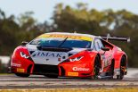 オーストラリアGT選手権を戦うAMACモータースポートのランボルギーニ・ウラカンGT3