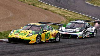 クラフト・バンブー・レーシングは、計4台のポルシェを投入。GT4クラスでは1台追加する可能性も