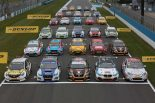 海外レース他 | BTCC:60周年の2018年に向け、早々に32台のフルグリッド参戦が確定