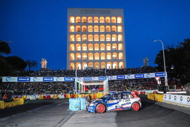 ラリー/WRC   ERC:2018年カレンダーを発表。成功を収めた2017年に続く全8戦を予定