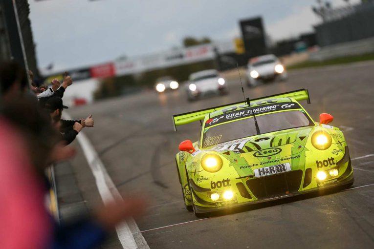 ル・マン/WEC | ポルシェがGT3レース活動概要を発表。ニュル24時間に9台の『911 GT3 R』を投入へ