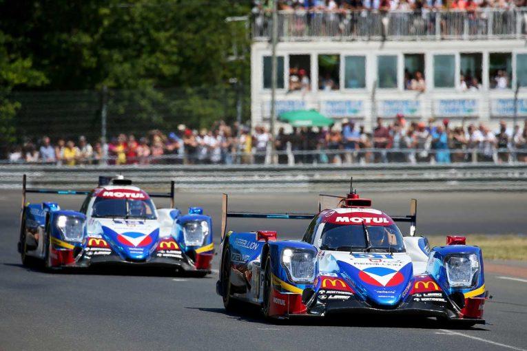 ル・マン/WEC | WEC:レベリオン・レーシングがLMP1に復帰。ロッテラー、ジャニらの起用も発表