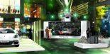 ル・マン/WEC | 実寸大の919ハイブリッドを使った展示も。ポルシェ、六本木でクリスマスイベントを開催