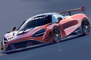 マクラーレン720S GT3 エクステリアイメージ