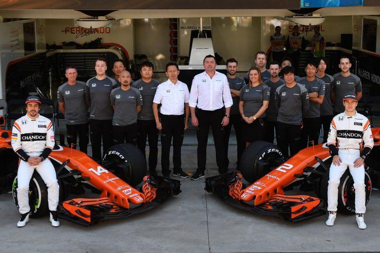 F1   マクラーレンF1ボス、「ホンダとともに勝つという夢」を諦めた瞬間を語る