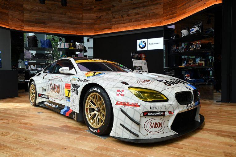 スーパーGT   東京駅そばに『BMW GROUP TERRACE』オープン。1月12日までStudie BMW M6を展示