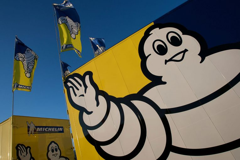 Moto-eワールドカップのタイヤサプライヤーに決定したミシュラン