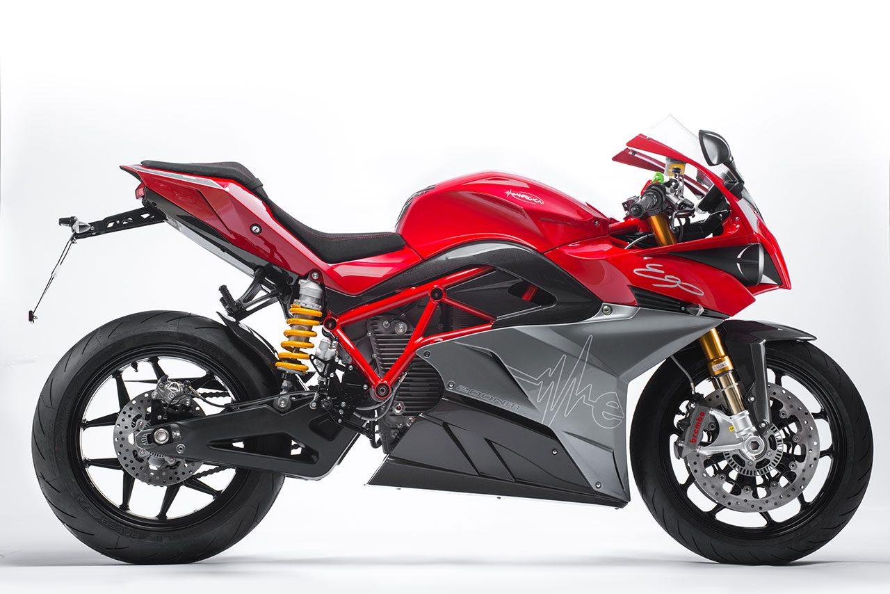 2019年スタートの電動バイクレース『Moto-e』マシン『エゴ』は最高速度240キロ