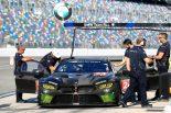デビューレースの2017デイトナ24時間に向けて開発テストが行われている『BMW M8 GTE』