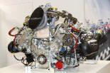 初公開されたメカクローム製LMP1エンジン『V634P1』
