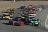 インターコンチネンタルGTチャレンジで2連覇中のアウディR8 LMS