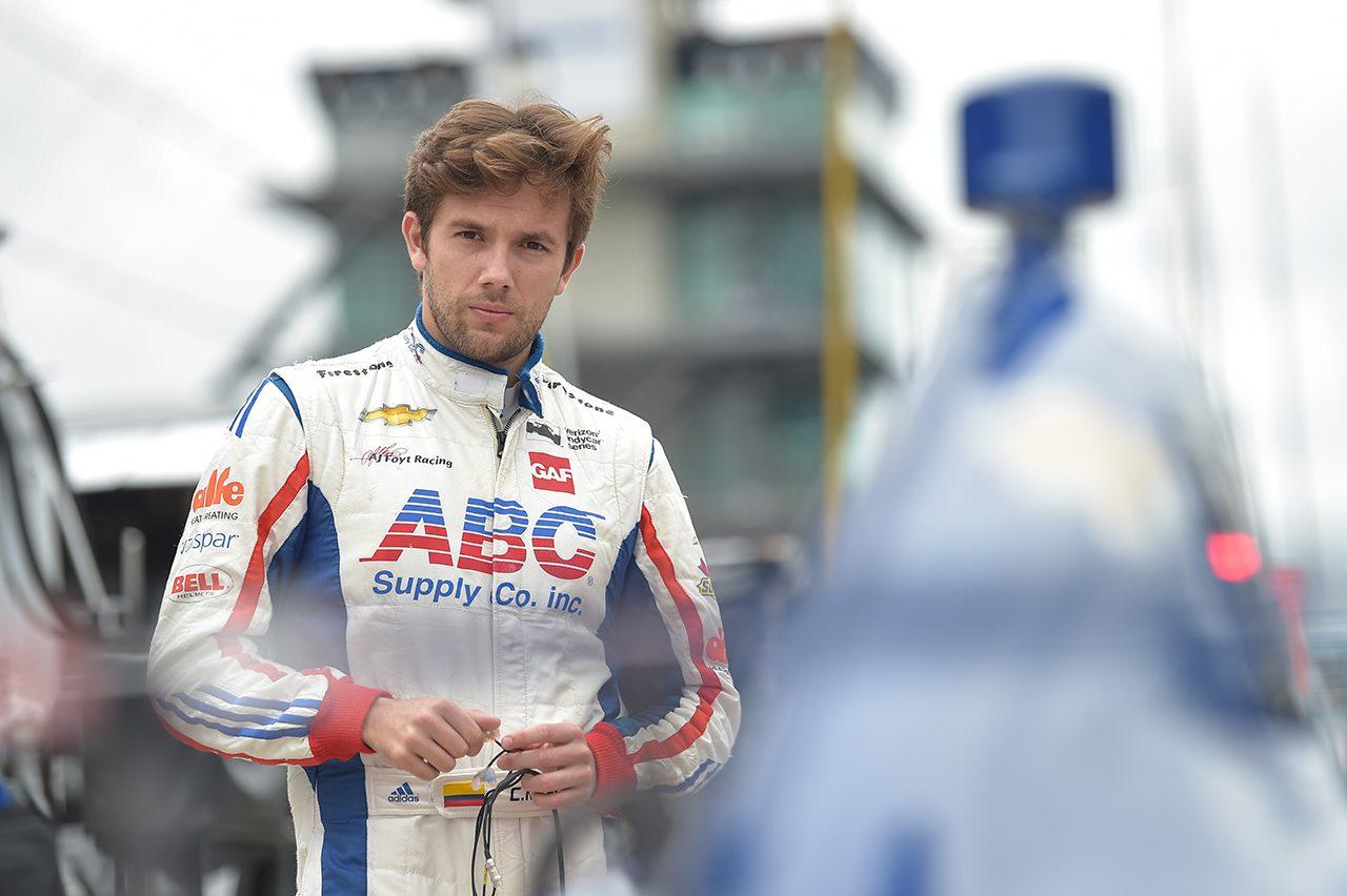ムニョス、インディ500でアンドレッティ・オートスポートに復帰。チームは6台体制に