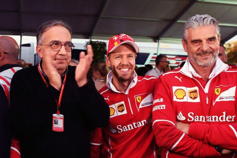 F1 | 「ベッテルはミスから学び、感情を抑えられるようになるはず」フェラーリ会長がプレッシャー