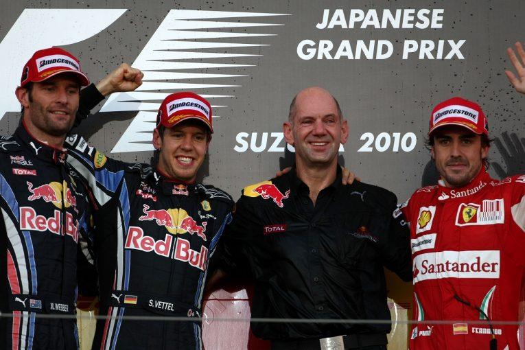 F1   「アロンソのレッドブルF1加入が実現しなかったのは本当に残念」とニューウェイ