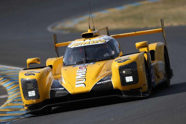 レーシングチーム・ネダーランドは2017年、元F1ドライバーのルーベンス・バリチェロ、ヤン・ラマースらを擁してル・マン24時間に参戦した。