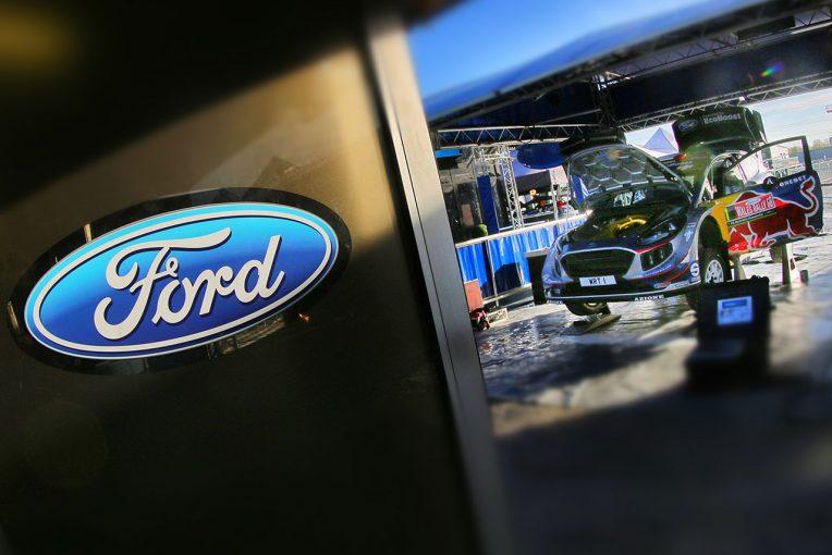 フォードがMスポーツとの関係を強化。2018年は『Mスポーツ・フォード・ワールド・ラリーチーム』としてWRCに参戦する