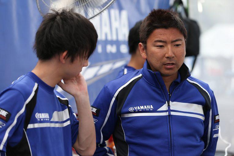 国内レース他   ヤマハ、新たなスカラシップ制度『Formula Blue』を発表。片岡龍也がアンバサダーに就任