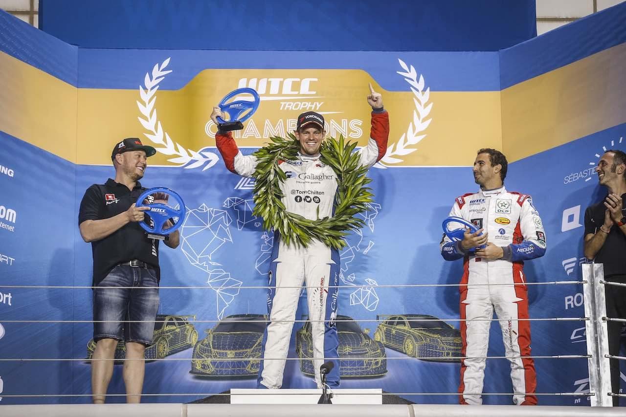 BTCC:トム・チルトン、2018年は強豪モーターベース・パフォーマンスに加入