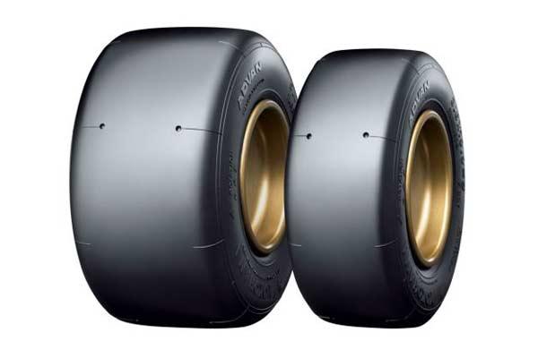 横浜ゴム、JAF指定レーシングカート用タイヤ『ADVAN SLJ』を発表