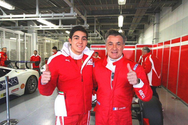 F1 | F1日本GPにハッキネン、アレジ、マッサなどレジェンドライダーや往年の名マシンが大集結