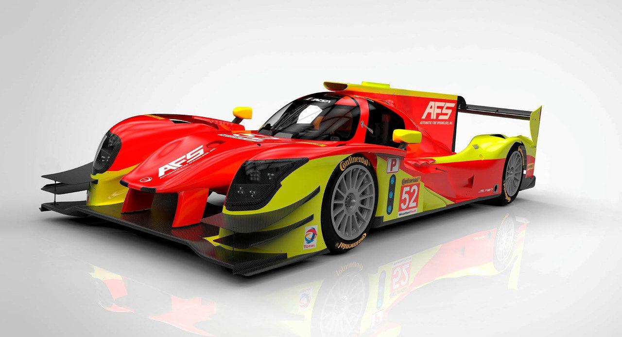 IMSA:PR1マティアセン、インディカーのAFSレーシングと提携。サーベドラがフル参戦